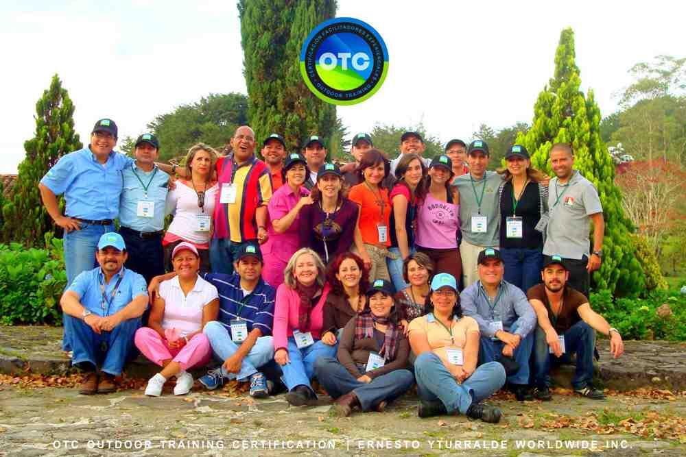 Ernesto Yturralde Dirige El Otc Colombia 2019 Certificaci N Internacional En Aprendizaje